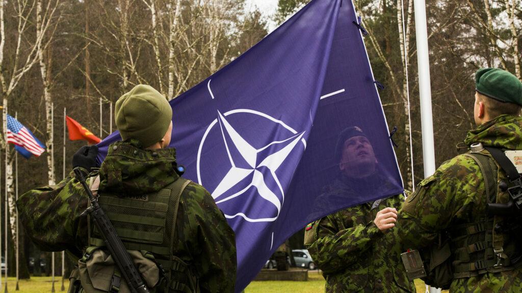 В Литве строят крупнейшую в Европе базу НАТО