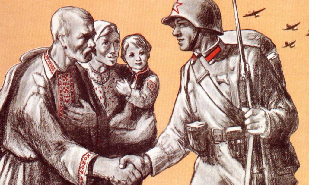 Какая оккупация? Поляки сами выбрали коммунизм