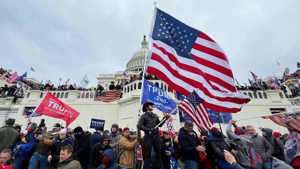 Как штурм Капитолия в США скажется на судьбе белорусской оппозиции?