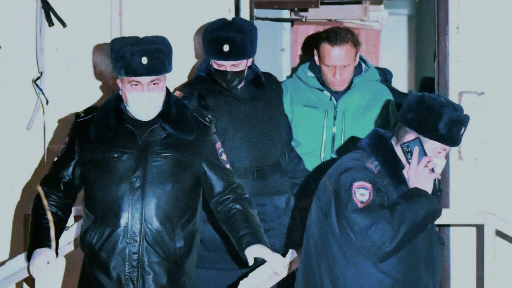 Санкции по «Северному потоку»: худшая реакция на задержание Навального