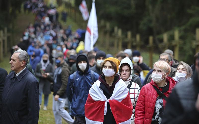 Взгляд на белорусский протест спустя 5 месяцев со дня голосования