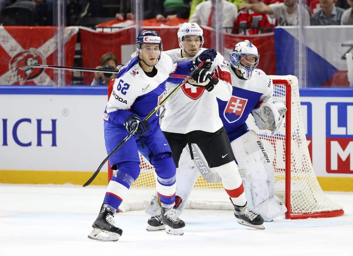 Проведение ЧМ-2021 по хоккею могут перенести в Словакию