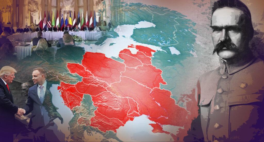 Как связаны акции протеста в Беларуси, имперские амбиции Польши и глобальные интересы Соединенных Штатов