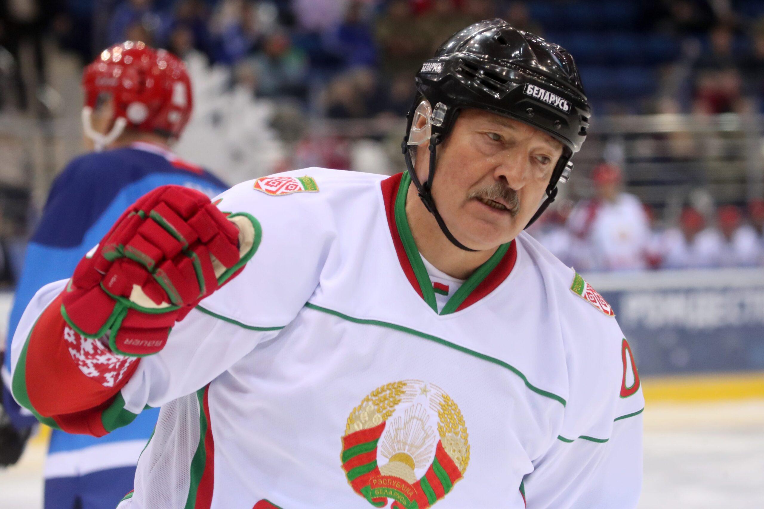 Сейм Латвии отвергает любую вероятность проведения ЧМ-2021 по хоккею в Беларуси