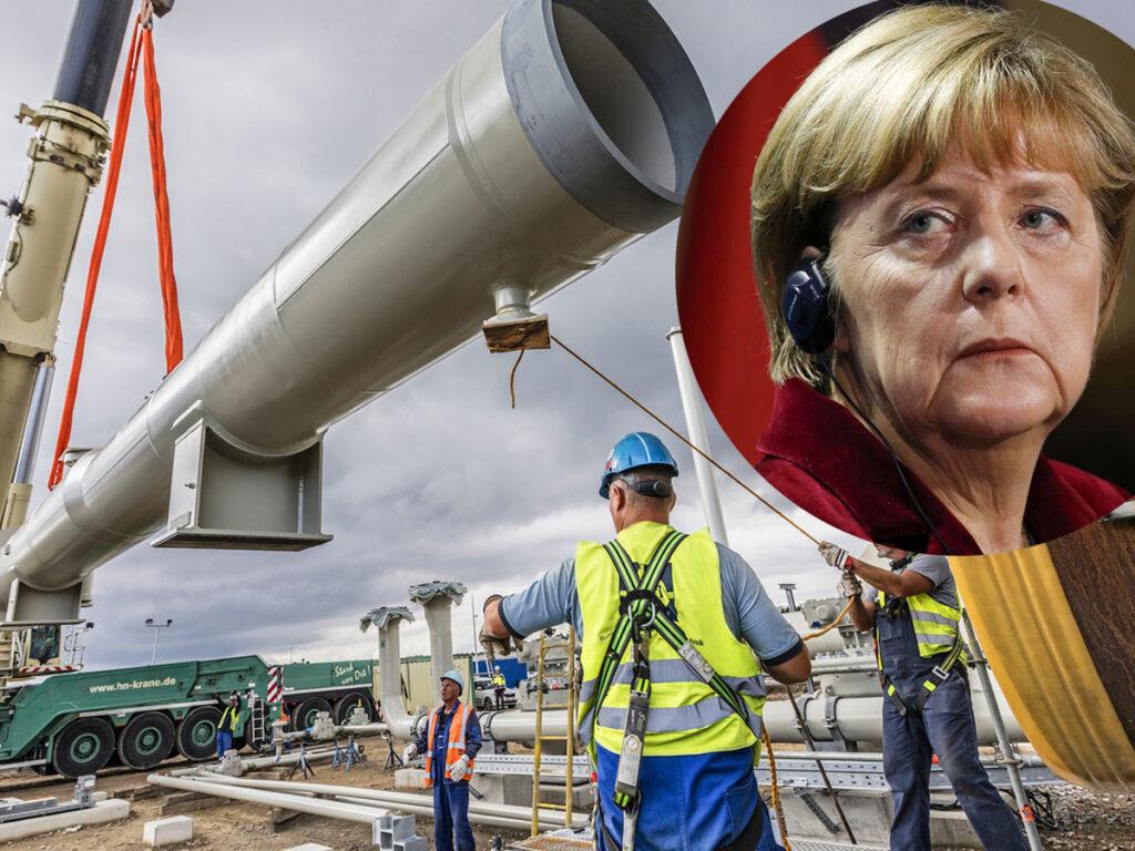 """Схватка за """"Северный поток - 2"""": сумееют ли Германия, Вашингтон и Россия найти компромисс?"""