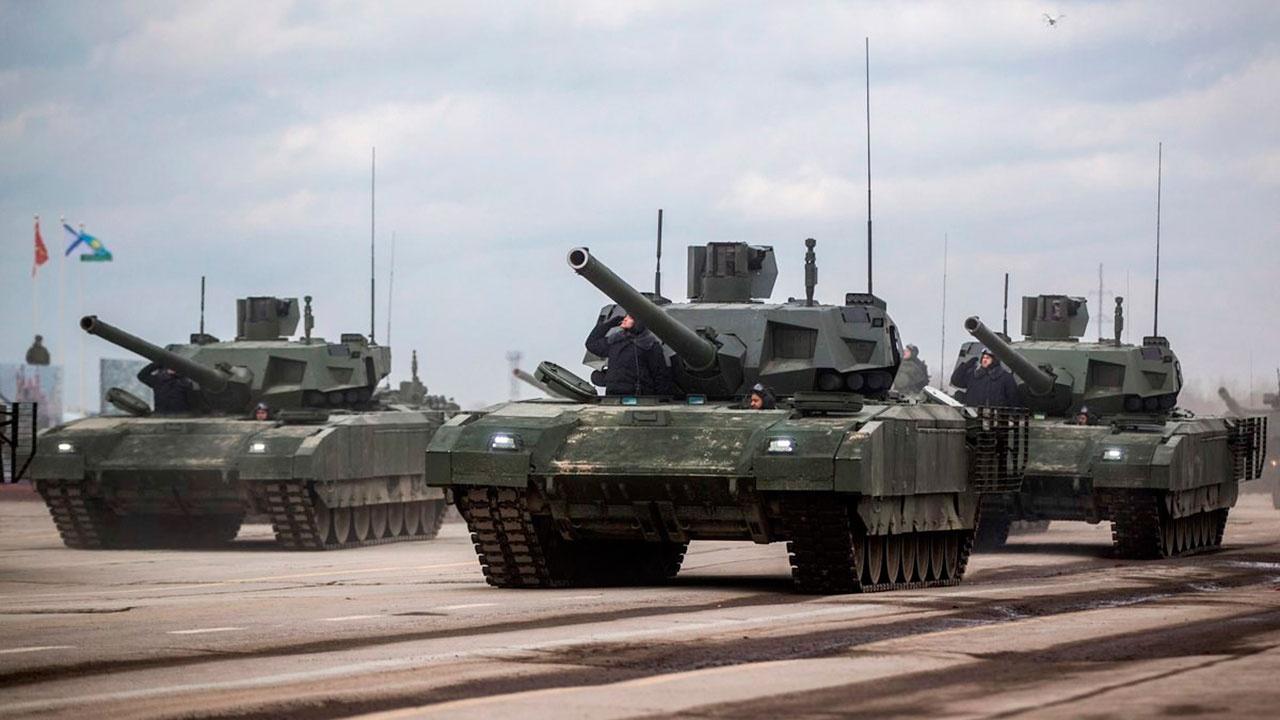 """Поставки боевых танков """"Армата"""" Министерству обороны РФ начнутся в 2022 году"""