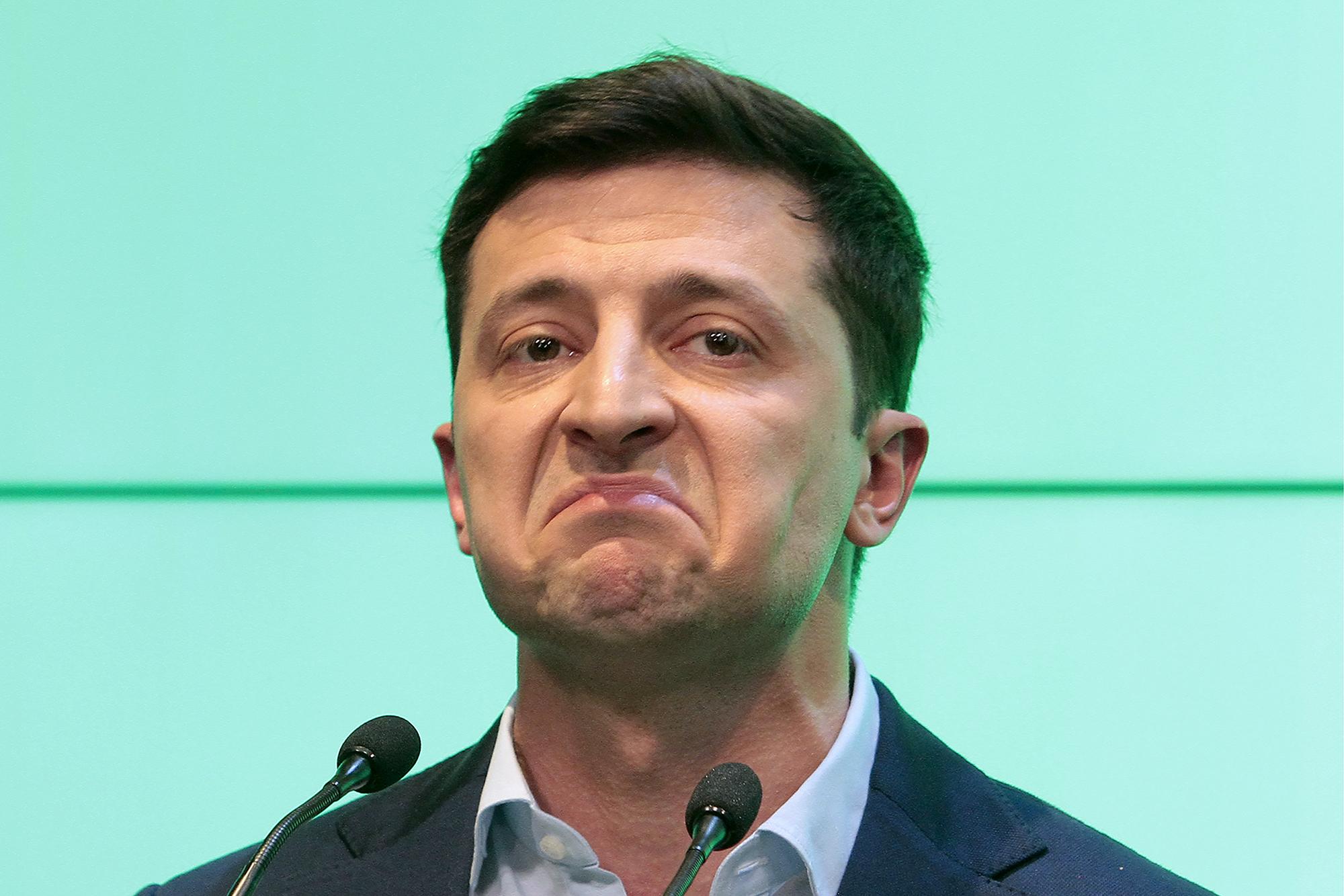Зеленский решил ввести санкции против российских компаний