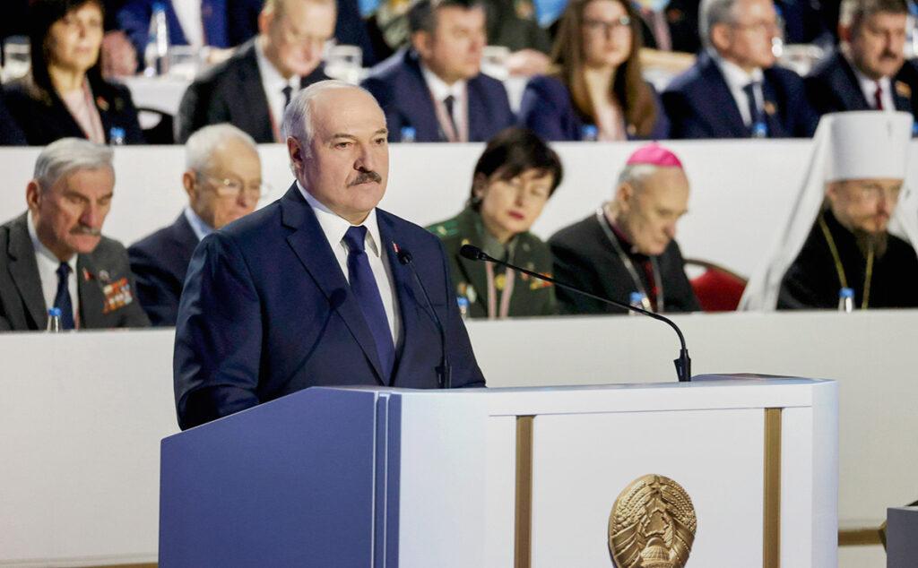 """Учреждение политической партии """"Союз"""" как ответ на запрос белорусского общества"""