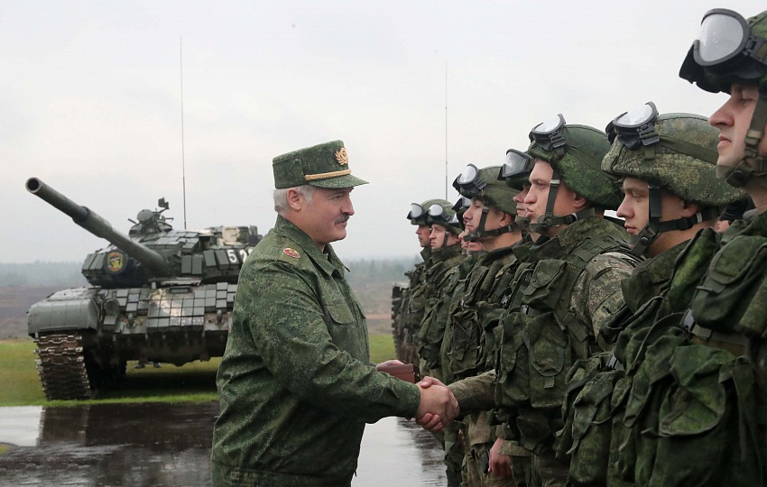 Ответ на внешние вызовы: Россия и Беларусь наращивают взаимодействие по линии ОДКБ