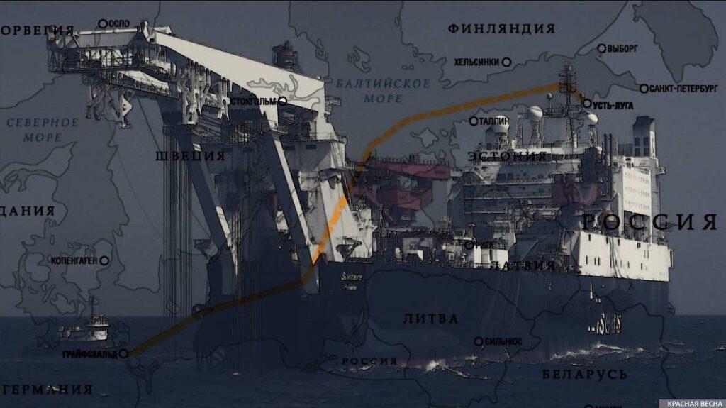 """Строительство """"Северного потока-2"""" будет завершено благодаря твёрдой позиции европейских партнеров"""