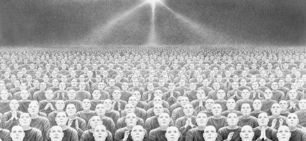 Коллективный Запад постепенно превращается в дивный новый мир Олдоса Хаксли