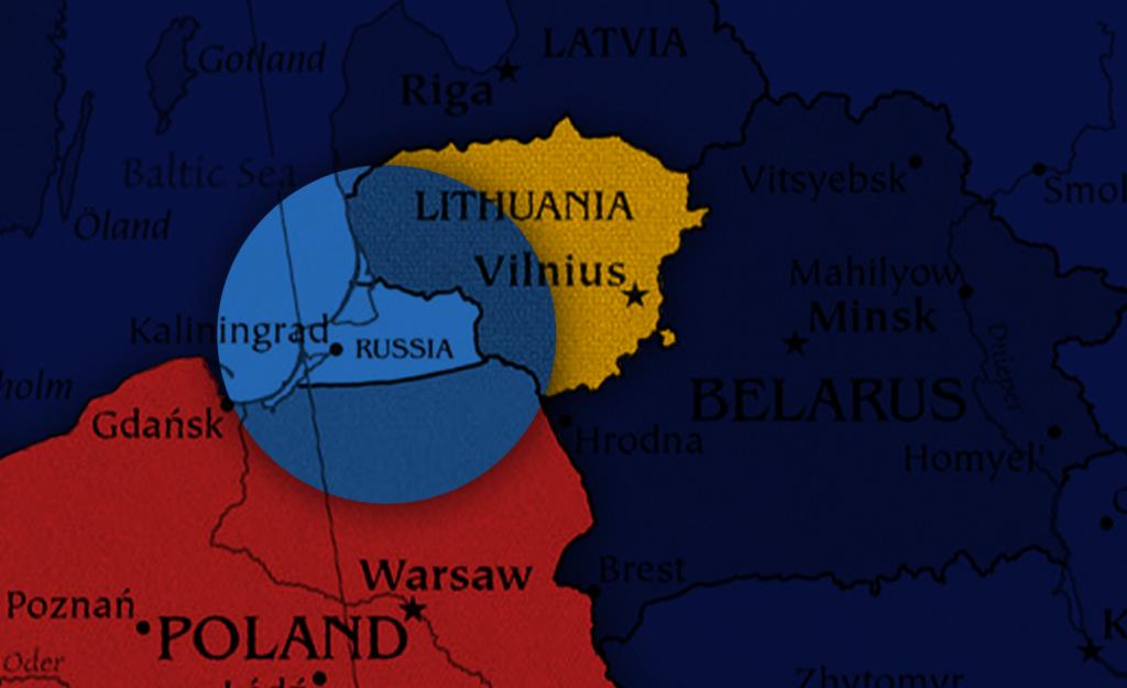 Белорусский фактор в обеспечении безопасности Калининградской области России