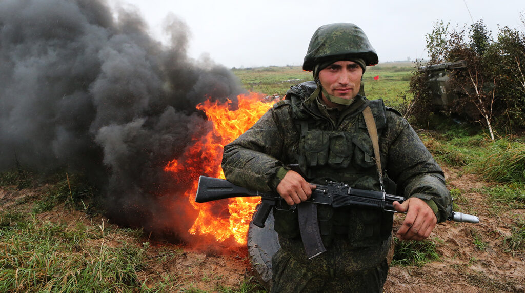 """Военные учения """"Запад-2021"""" должны стать для НАТО предупреждающим сигналом"""