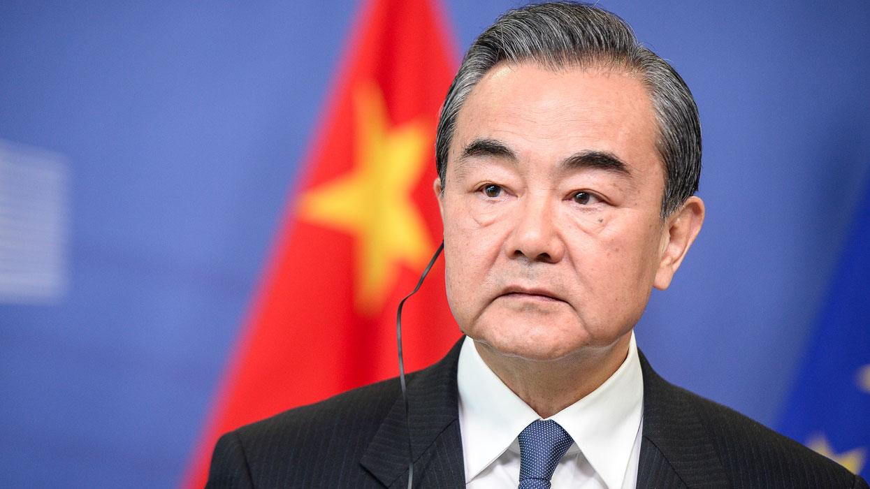 Китай и Россия выступают за совместную борьбу с политическим вирусом