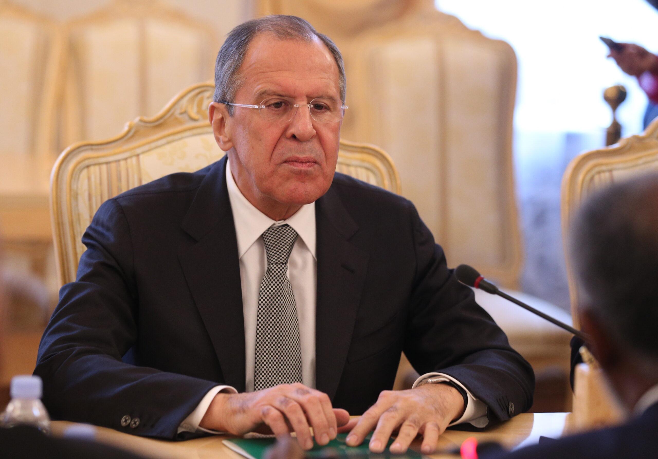 Лавров не сомневается, что нападки на проект «Северный поток — 2» не прекратятся