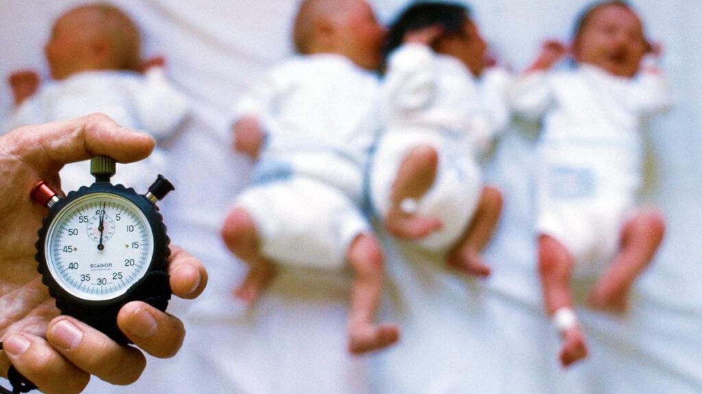 Евростат: Польша показывает один из самых низких коэффициентов рождаемости в Евросоюзе