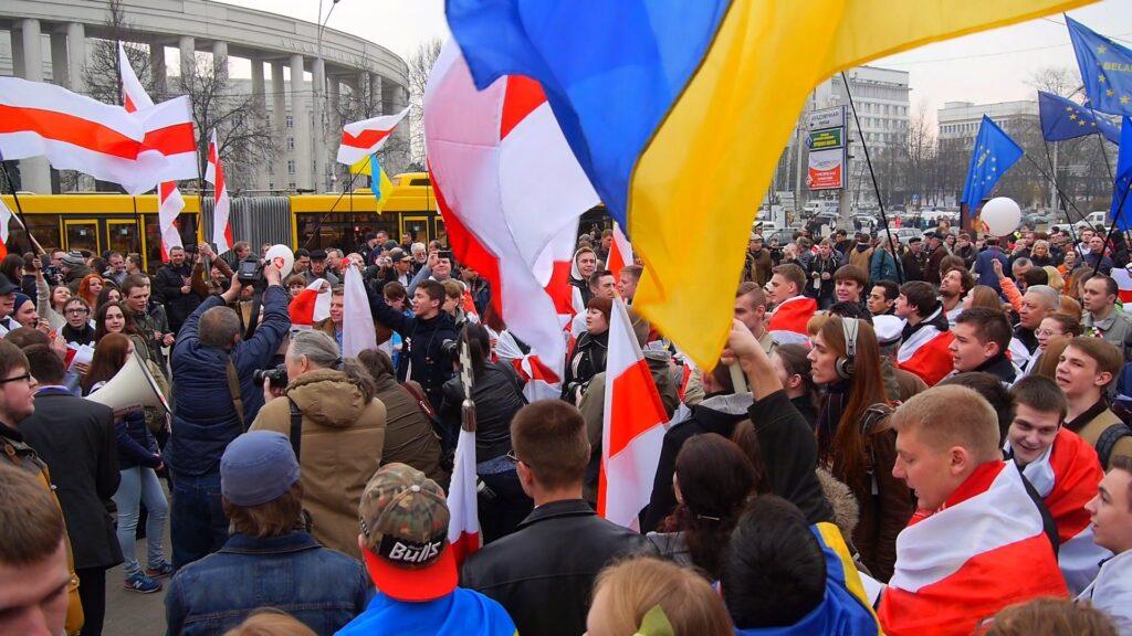 Усилия коллективного Запада направлены на то, чтобы сделать из Беларуси вторую Украину