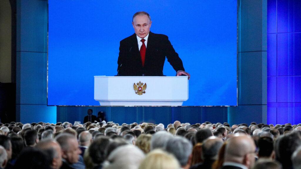 Развитие отношения с незападными странами, Шерхан и «красные линии»: главное из послания президента России Владимира Путина