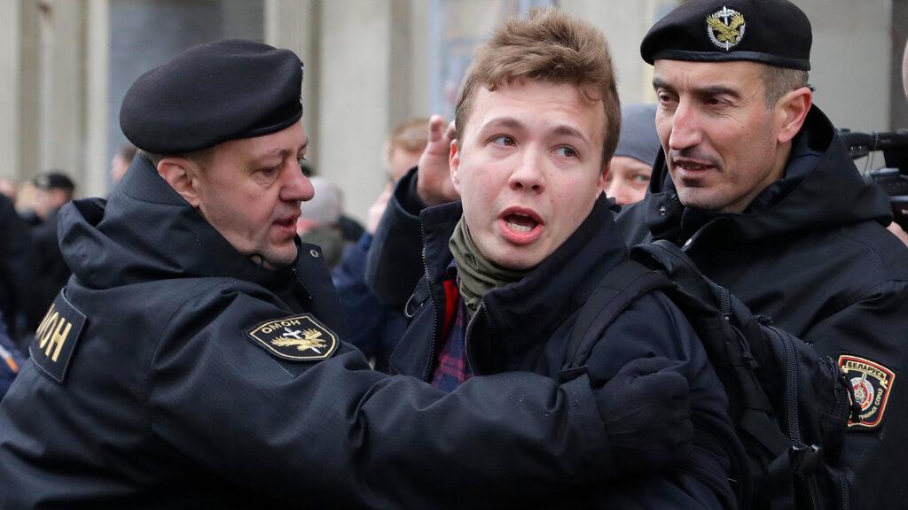Cозданное на коленке дело о причастности Москвы к задержанию Протасевича быстро развалилось