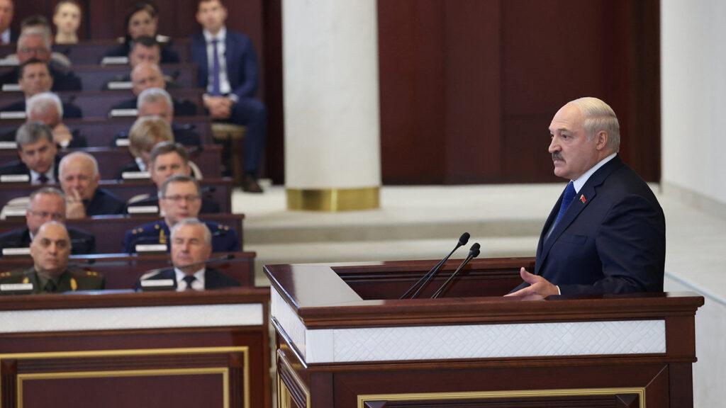 Главный месседж странам Запада от Лукашенко - Беларусь не поддается гибридному давлению