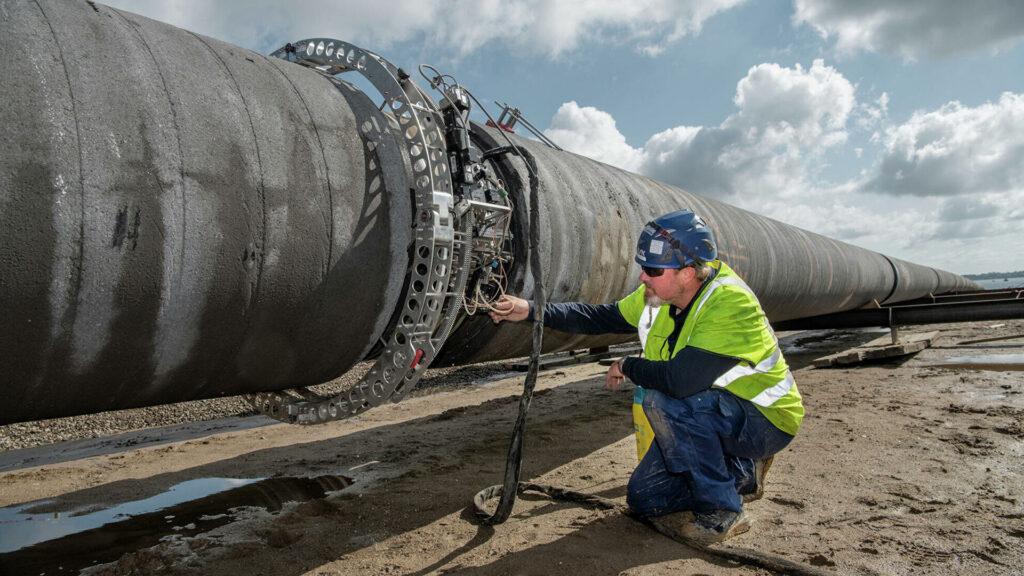 """Дания отозвала разрешение на прокладку газопровода """"Baltic Pipe"""""""