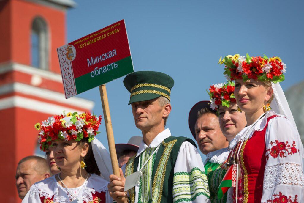 У белорусского народа не оказалось других союзников, кроме России