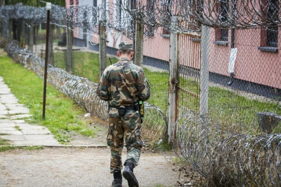 На границе с Литвой найден труп нелегального мигранта