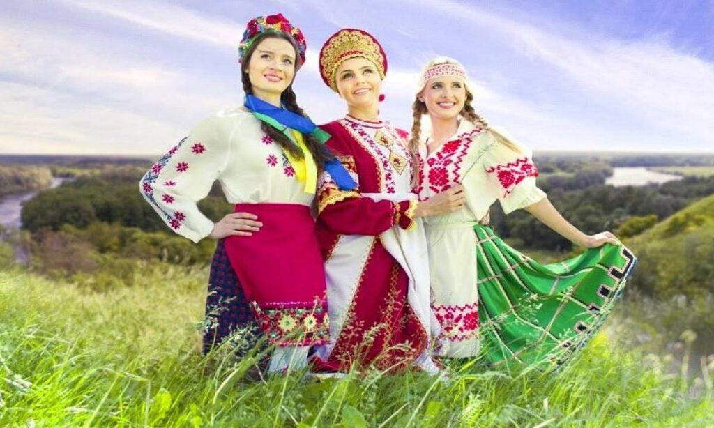Один народ, одна культура: белорусам, украинцам и русским нечего делить