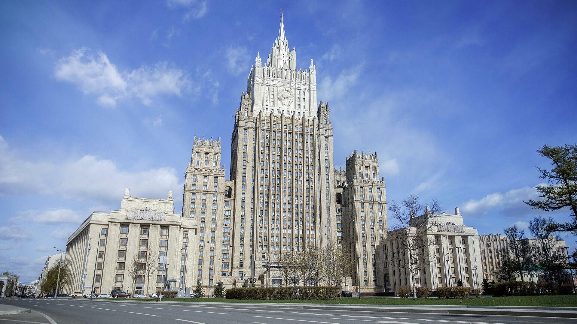 МИД РФ направил ноту протеста Украине из-за планов снести часть советских мемориалов во Львове