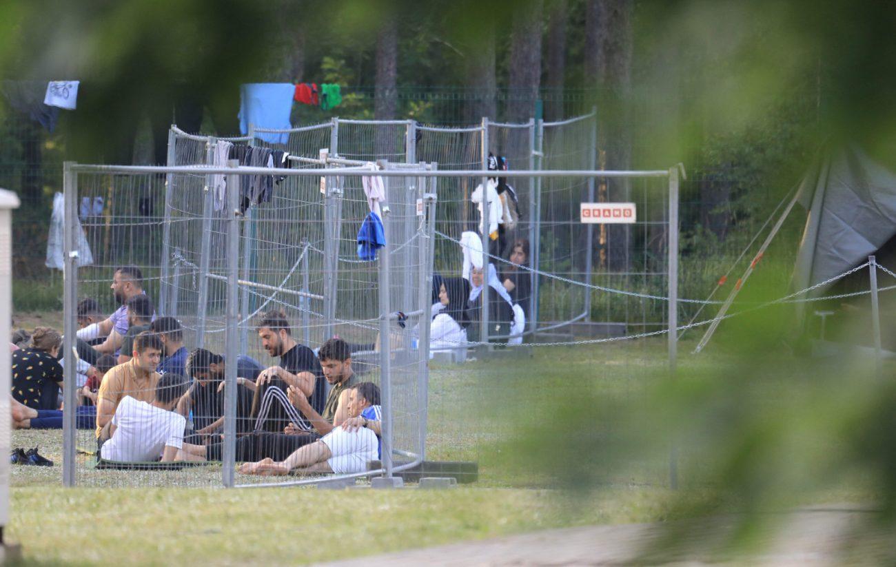 Литва снова усиливает контроль на границе с Беларусью