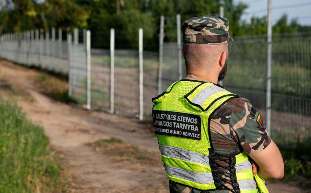 """Еврокомиссия не будет финансировать строительство """"Великой литовской стены"""" на границе с Беларусью"""
