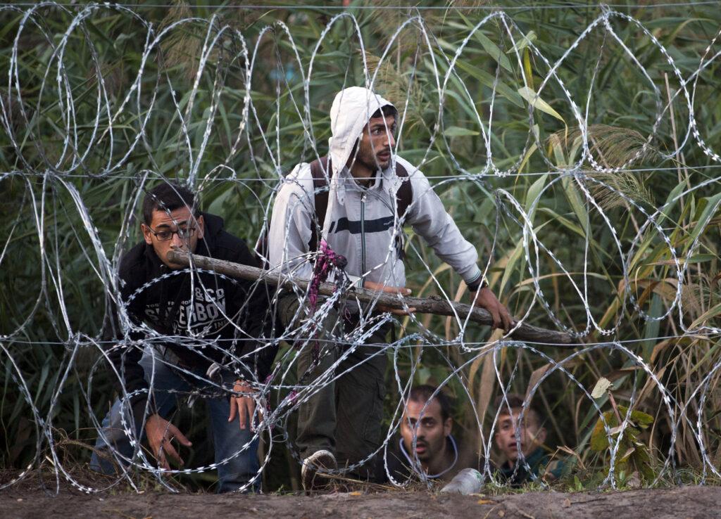 Неадекватный ответ Литвы на предложение помощи в борьбе с мигрантами