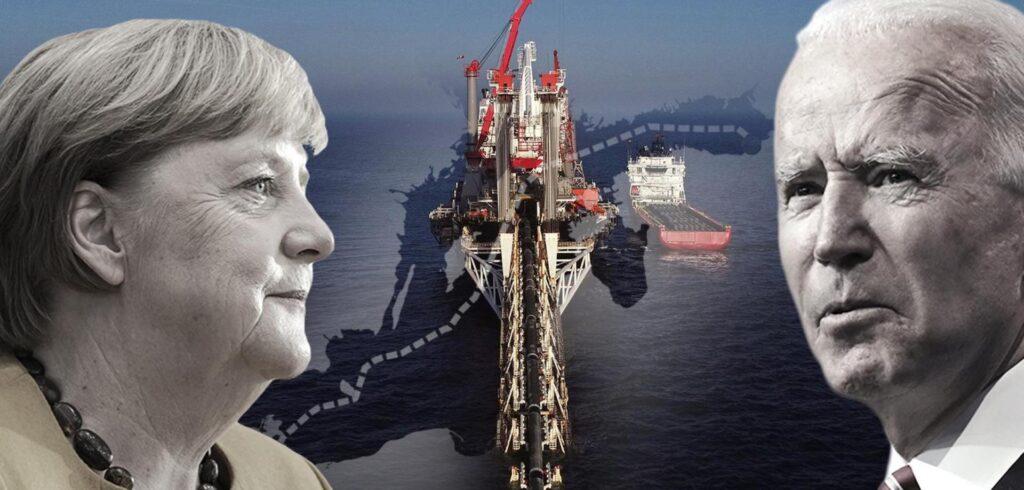 """Вашингтон проиграл войну против российского газопровода """"Северный поток – 2"""""""