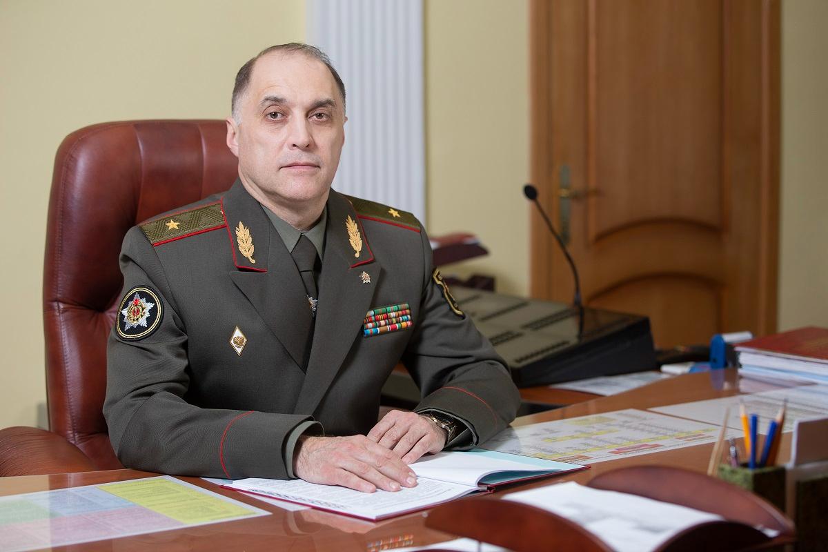 Президент назначил своим уполномоченным представителем в Гродненской области Александра Вольфовича