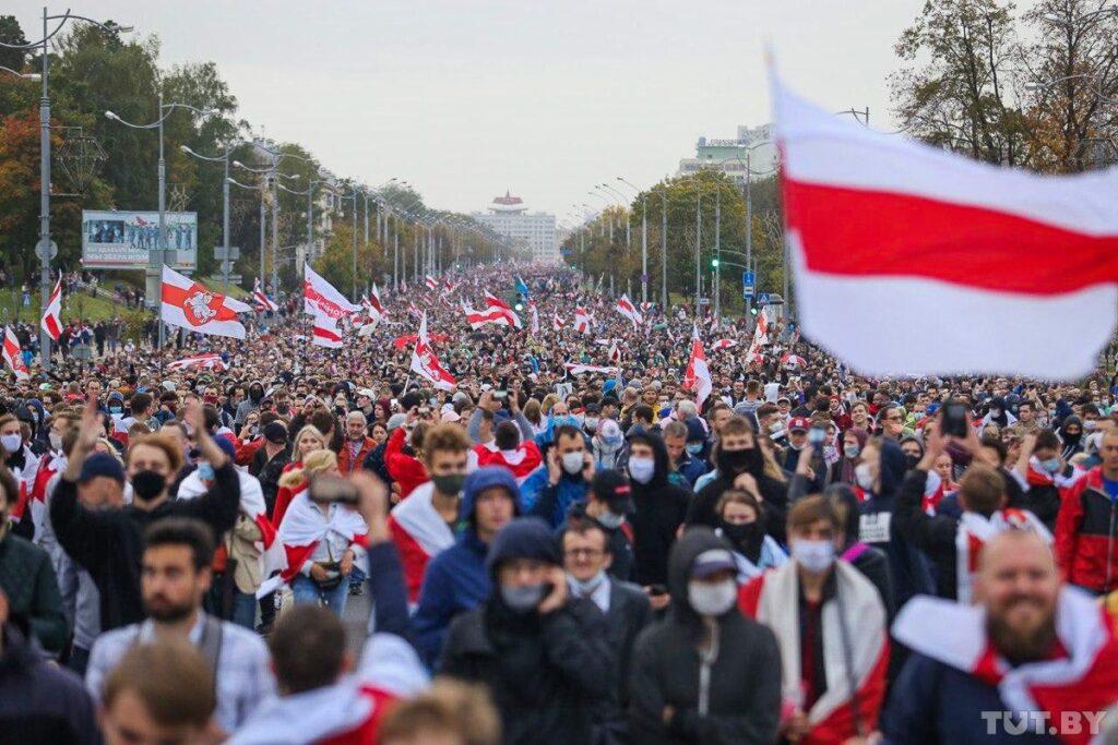 Специфика зачистки агентов западного влияния в Беларуси