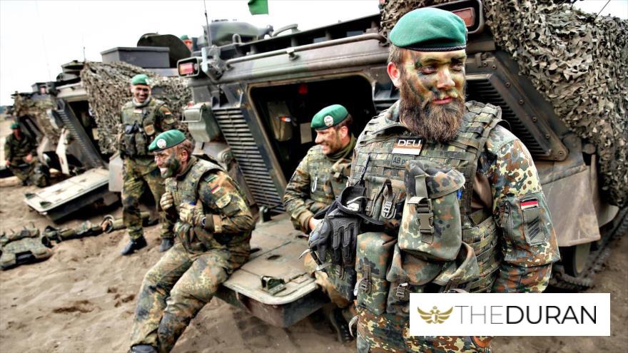 TheDuran: моральное и этическое разложение военнослужащих НАТО является угрозой жизни и здоровью местного населения