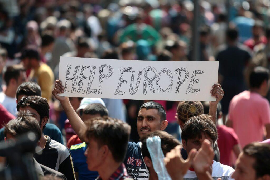 Литва боится взять свою долю ответственности за миграционный кризис и обвиняет во всём Беларусь