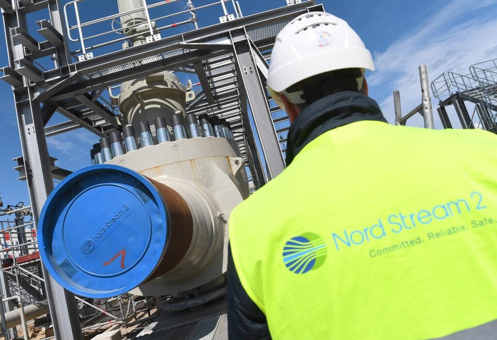 """Строительства газопровода """"Северный поток – 2"""" близится к завершению"""