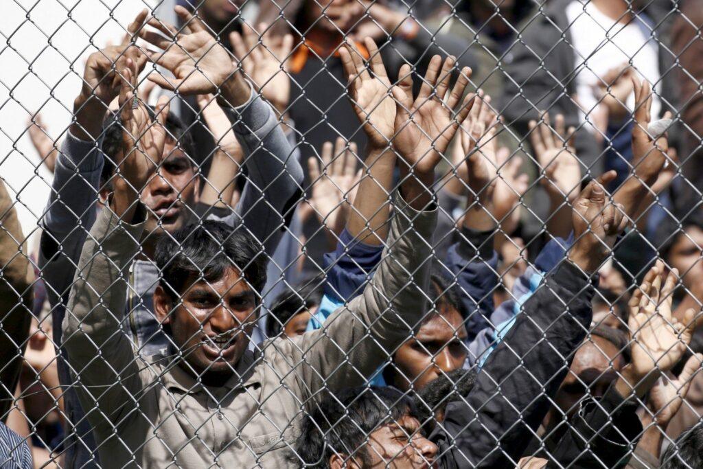 Миграционный кризис в Литве выходит из-под контроля власти