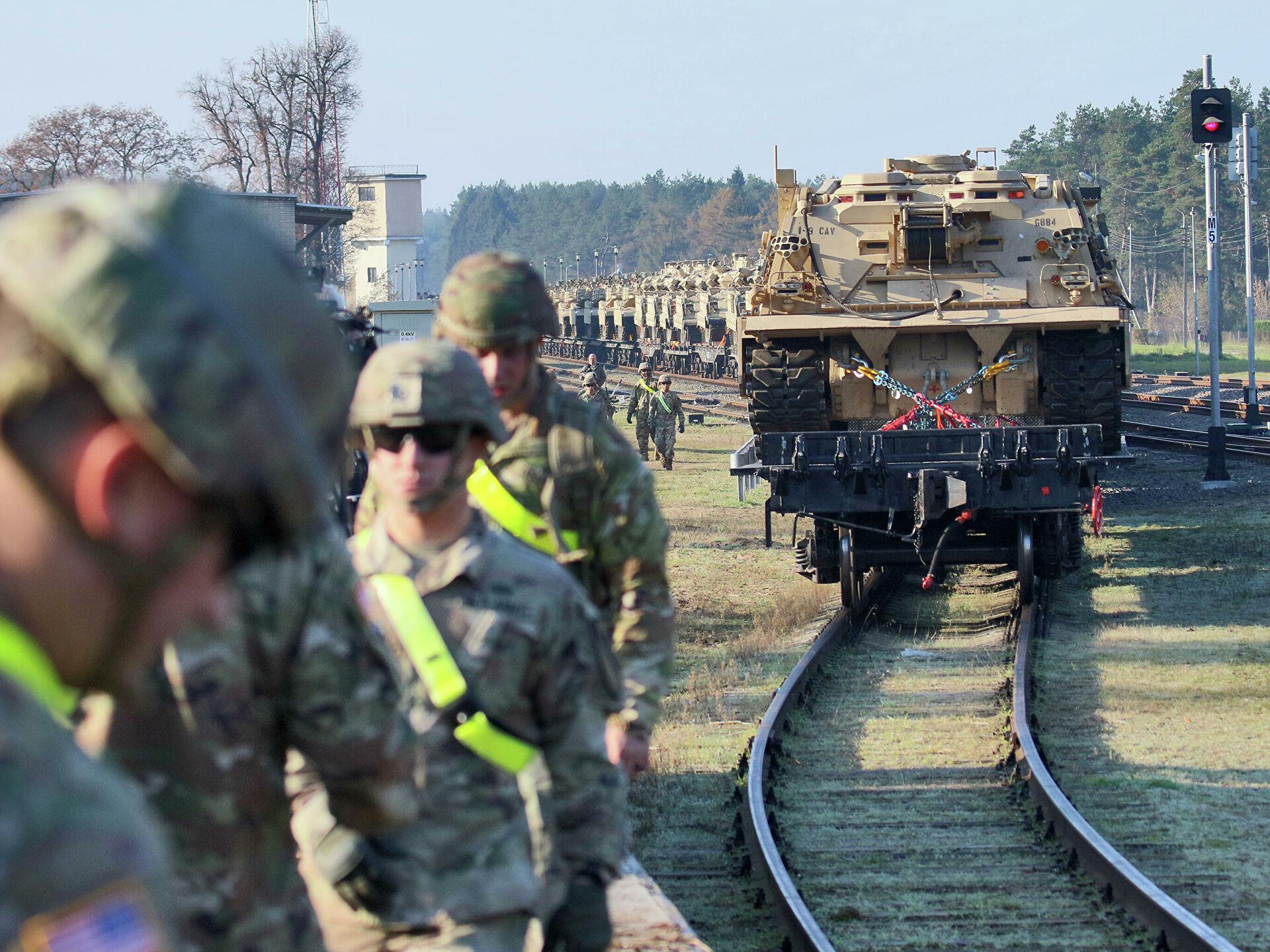 Давление с Запада. НАТО продолжает увеличивать количество учений у границ Беларуси