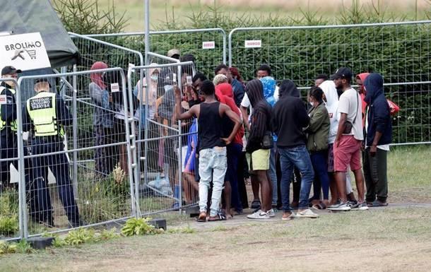 В Литве снова попросили ЕС увеличить финансовую помощь на борьбу с мигрантами