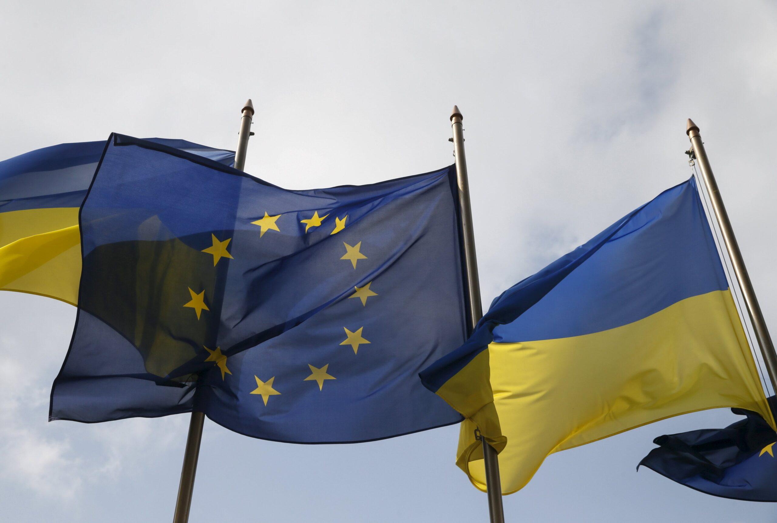 Президент Эстонии считает, что Украине потребуется 20 лет для вступления в ЕС