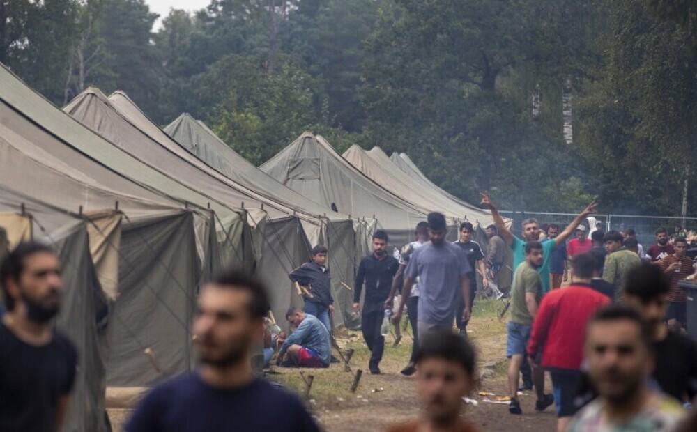 Новая Европа. В Литве формируется кастовая система из беженцев