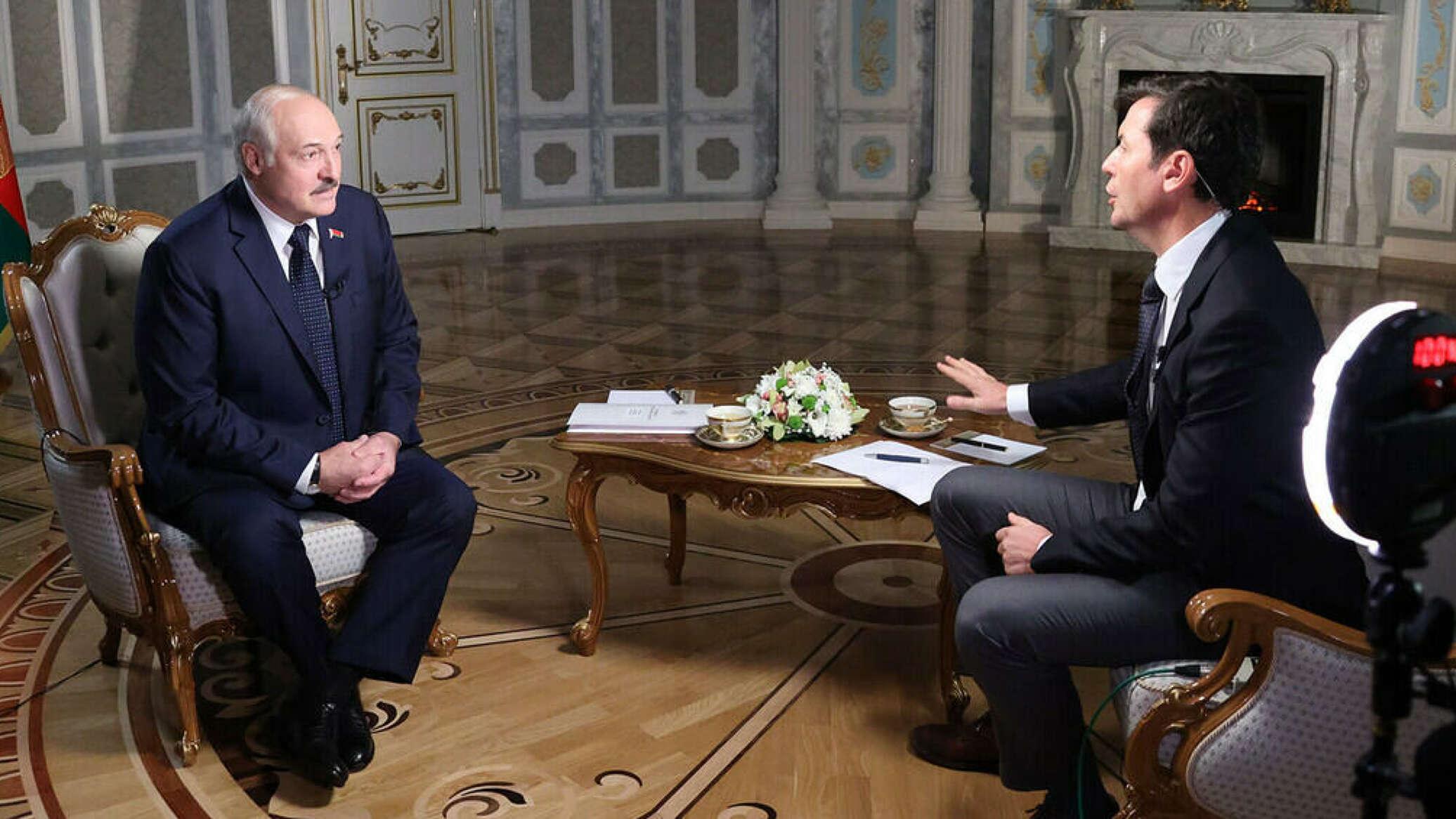 Лукашенко опроверг информацию о том, что Беларусь провоцирует нелегальную миграцию