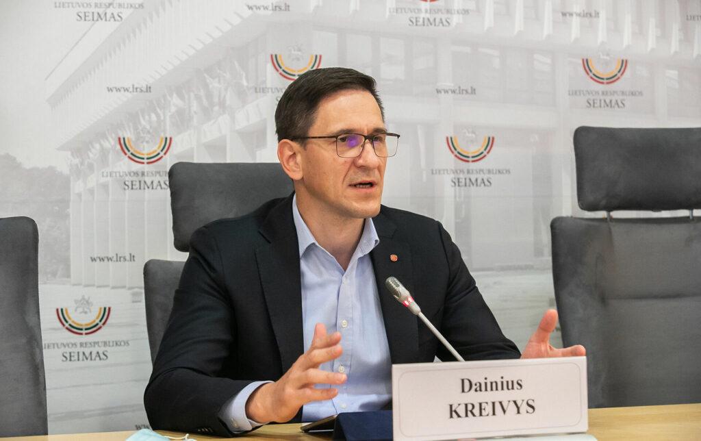 """Министр энергетики Литвы показал свою некомпетентность в """"газовом вопросе"""""""