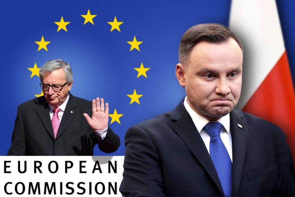 Варшава обвинила Евросоюз в ущемлении польского суверенитета