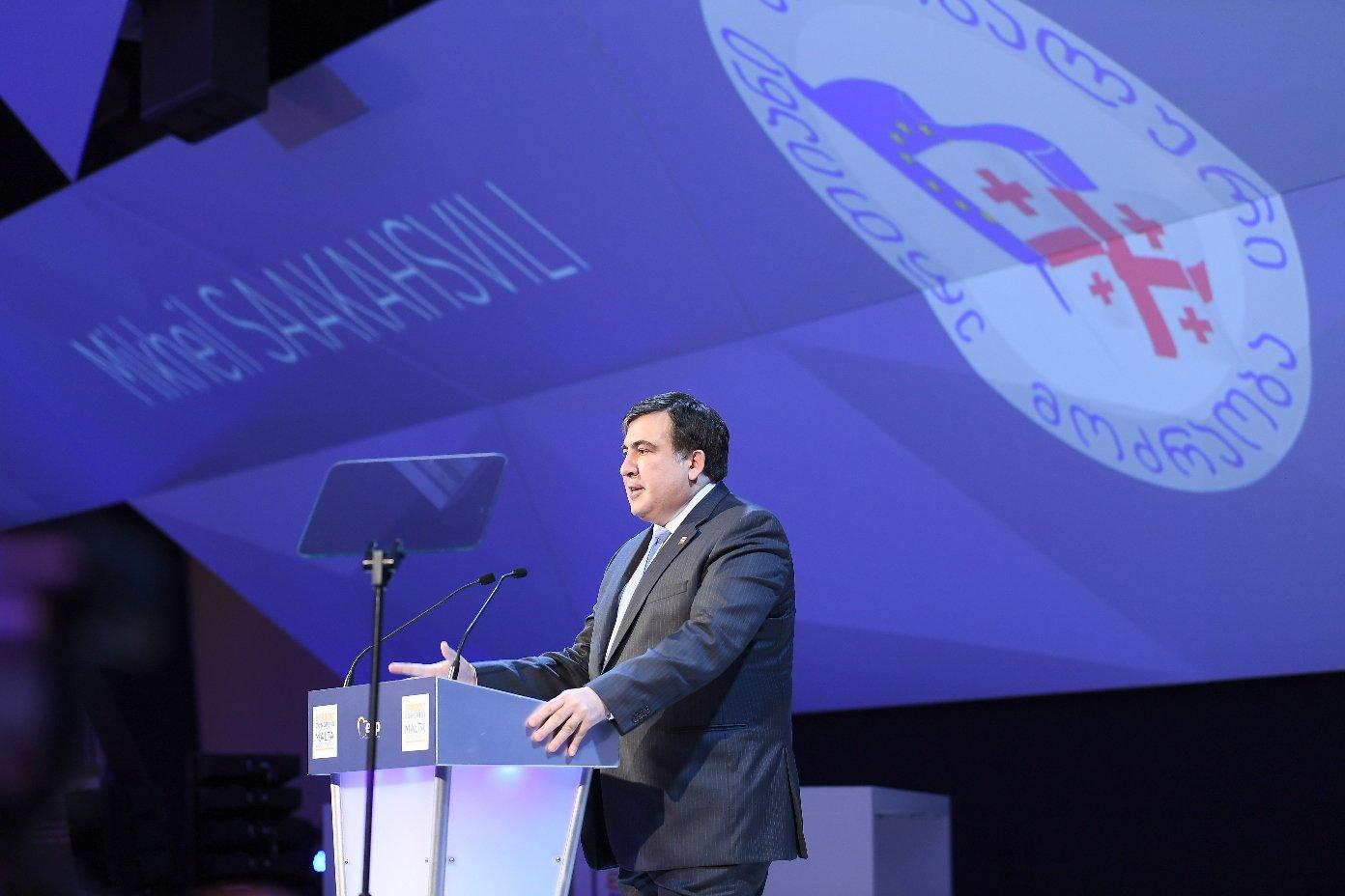 Украина –проходной двор. Саакашвили высказался о настоящей Украине