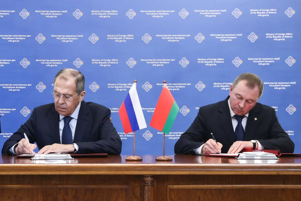 Россия и Беларусь объединят усилия в борьбе с санкциями Запада