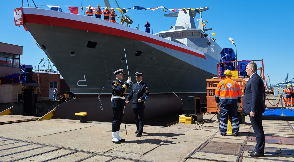 В Польше признают неготовность флота в случае войны