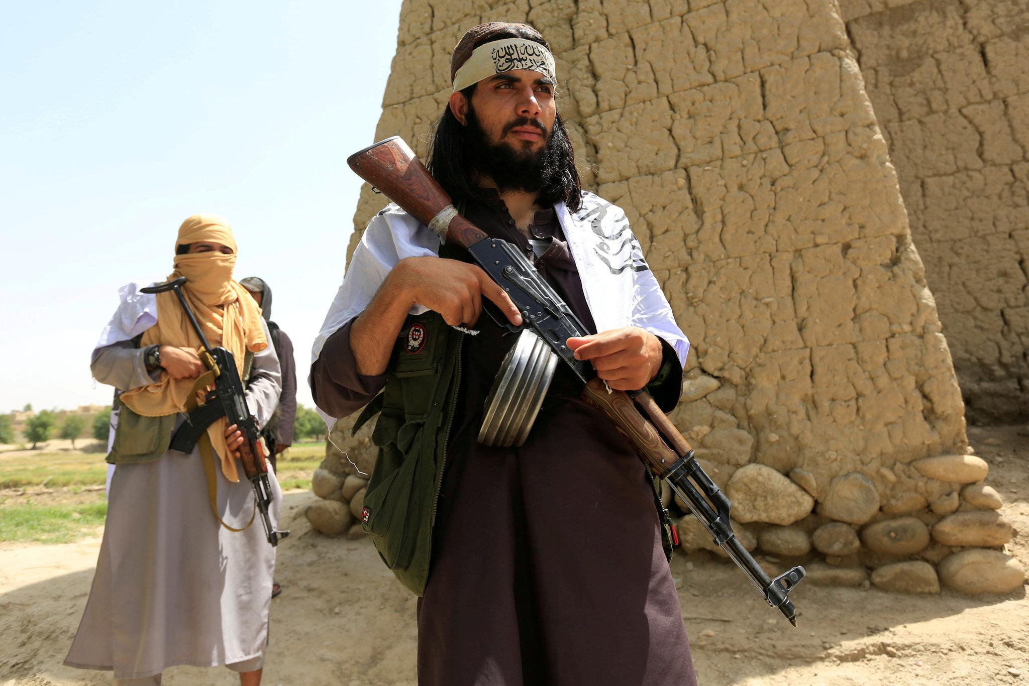 Талибы заявили о взятии контроля над провинцией Панджшер в Афганистане